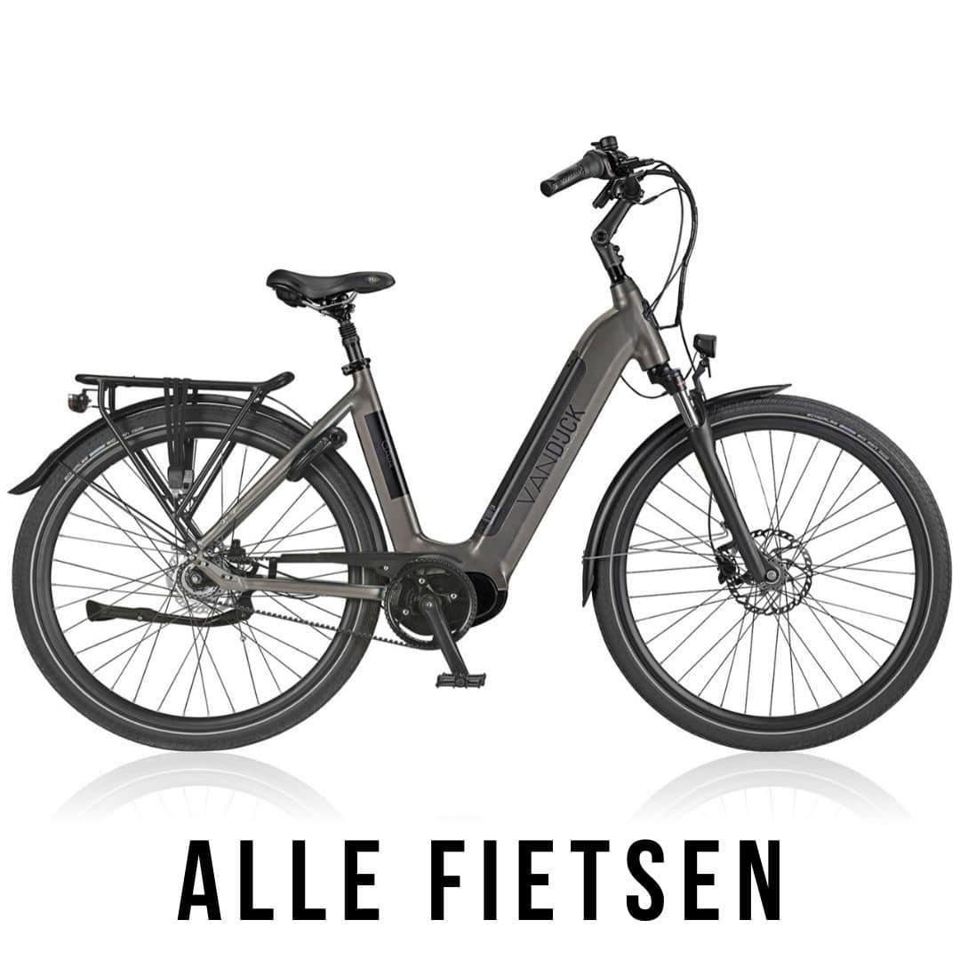 Alle elektrische fietsen