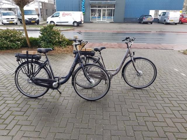 Elektrische fietsen vanaf 999 euro