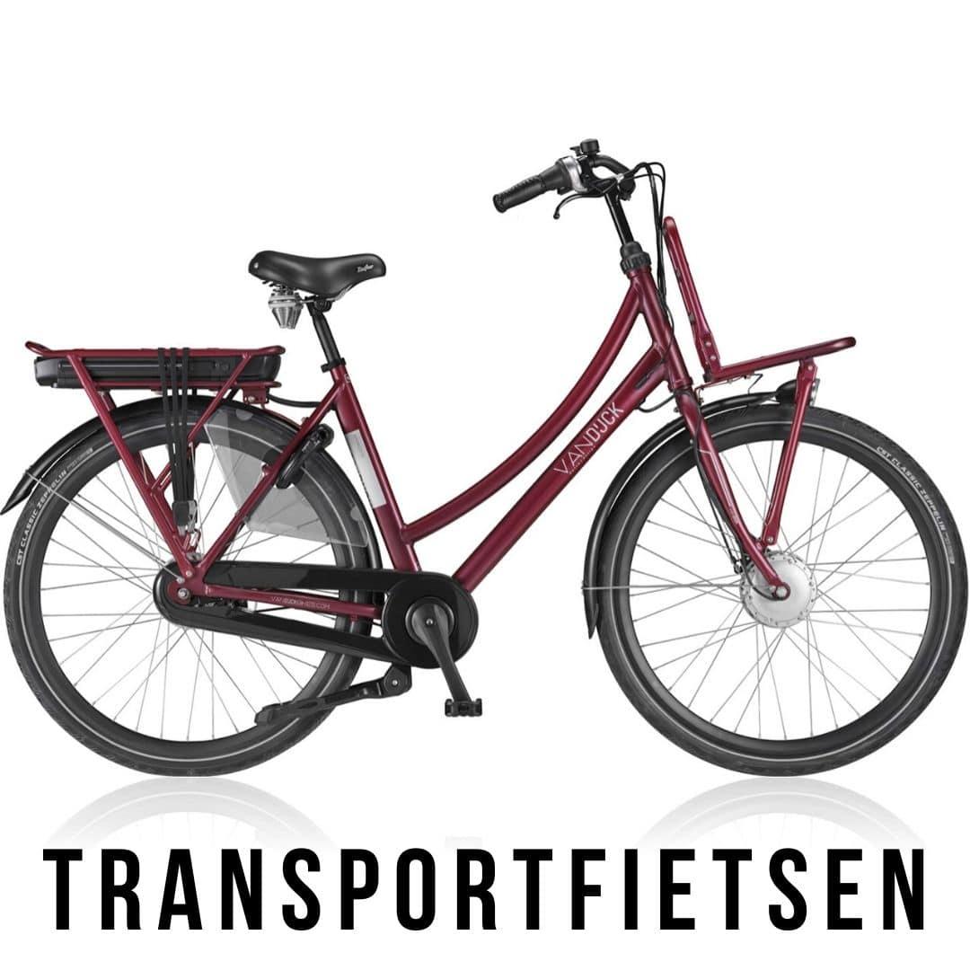 Transportfietsen