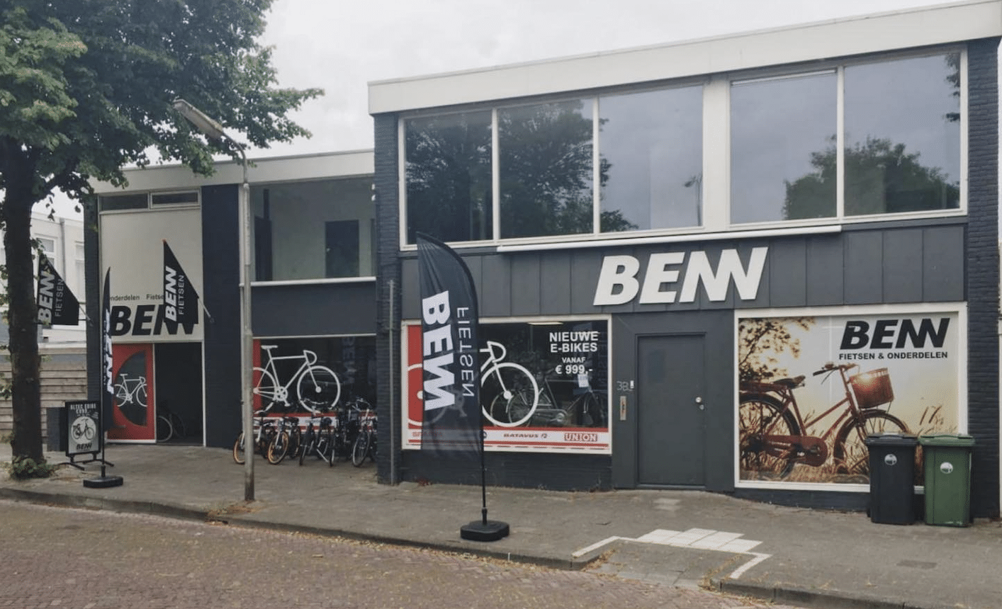 Benn fietsenwinkel Leeuwarden onderhoud ebike