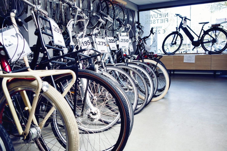 Gebruikte fiets Leeuwarden