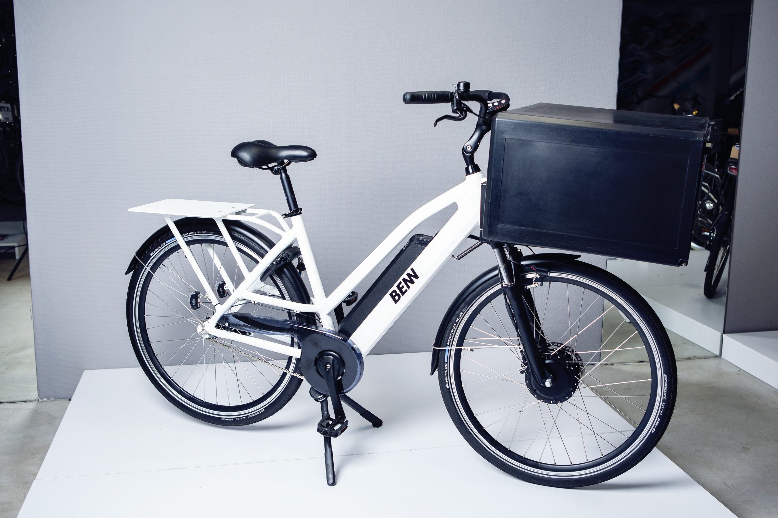 Bezorg fiets Leeuwarden
